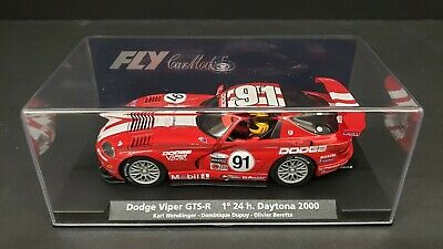 1/32 SLOT CAR Dodge Viper GTS-R Silverstone 98 #54 - $47 00
