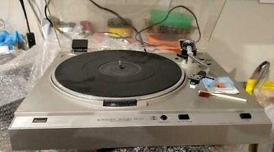 Sansui fr-d3 record player, turntable, turn table, vintage