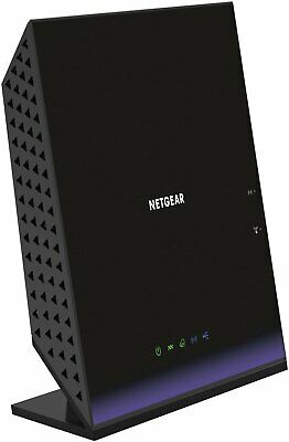 Netgear D6400 AC1600 Dual Band Wireless Gigabit ADSL2+ Modem Router 1600Mbps