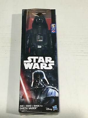STAR WARS DARTH VADER 12in. ACTION FIGURE by HASBRO  New in Box!