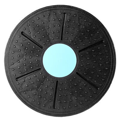 Wobble Balance Board Stability Disc Yoga Pro Training Muscle Fitness Exercise Q8