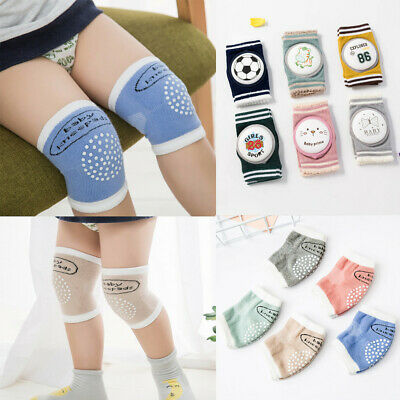 Toddler Kid Unisex A Pair Anti-skid And Anti-fall Of Baby Protection Sock Cotton