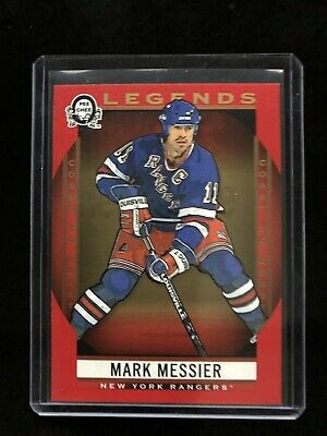2018-19 OPC Coast To Coast Canadian Tire Mark Messier Legends Red Parallel #205