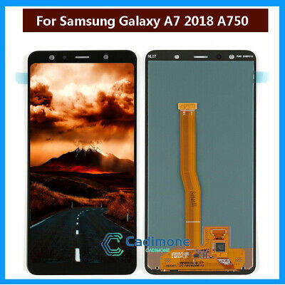 Für Samsung Galaxy A7 2018 A750 A750F LCD Touchscreen Display Digitizer Tools