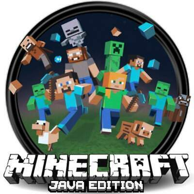 Minecraft Premium PC [Java Edition ACCOUNT] Warranty, not full access, READ