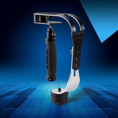 Pro Video Camera Handheld Stabilizer Steady Universal For Smartphone Alumin C8R5