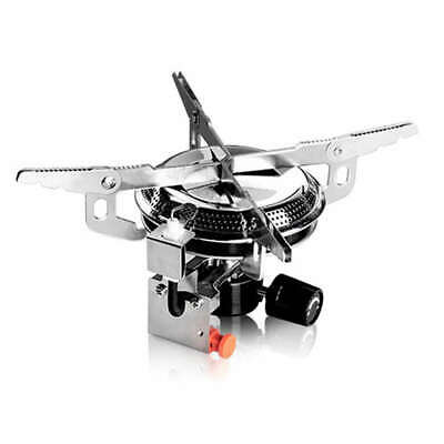 Apg Outdoor Camping Gas Stove Plastic Shell Anti-Scalding Valve Design Gas- Q5S4