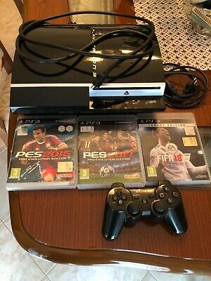 Console Sony PlayStation 3 FAT 500 GB PS3