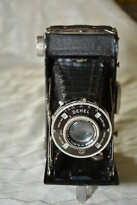 Dohel,  old French camera