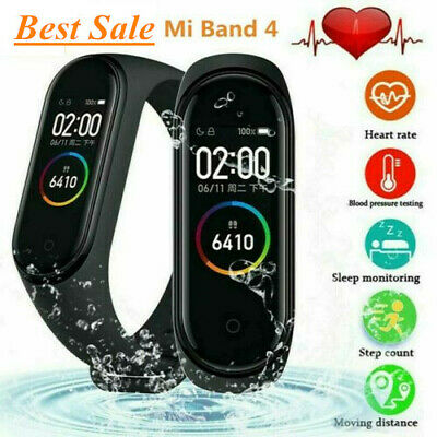 GLOBAL VERSION Xiaomi Mi Band 4 Smart Watch Wristband Amoled bluetooth 2019 HOT