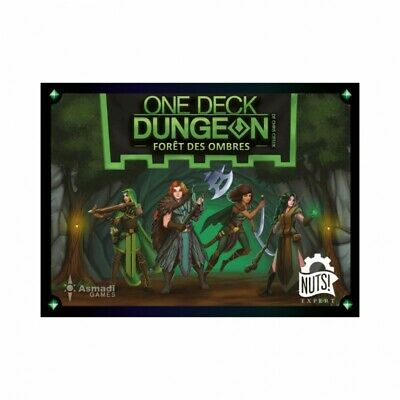 One Deck Dungeon Foret des Ombres FR Nuts
