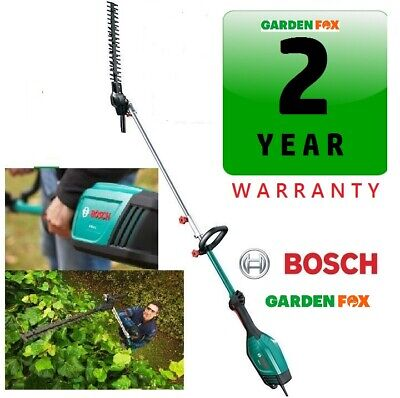 RETURNED - BOSCH AMW10HS Electric Long Reach HEDGECUTTER 06008A3170 FN.