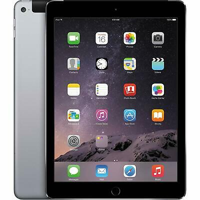 Apple iPad Air 2 WLAN Wifi 128GB Retina 9.7 Zoll  Tablet PC Mac TAB +Belkin Tast