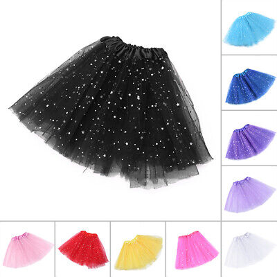 Kids Skirt Toddlers Holiday Elastic Waist Skirt A Line Fashion Children's Casual