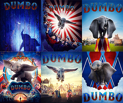 Magnet cover for steelbook Dumbo Blu-ray