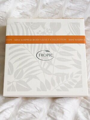 Tripic Skincare Whipped Body Velvet Gift Collection - RRP £28