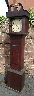 Long Case Clock by Thomas Pearce of Chard