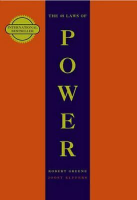 The 48 Laws Of Power by Robert Greene 9781861972781   Brand New