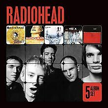 5 Album Set de Radiohead | CD | état bon