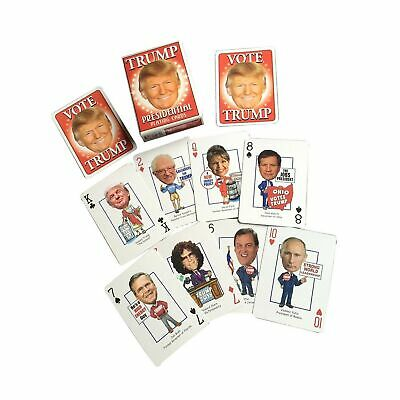 HeroDecks Trump Presidential Playing Cards