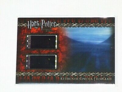 Harry Potter & The Goblet Of Fire #081/300 Cfc6 Film Card In Mint Condition