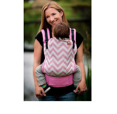 Pink ZZ  Baby Tula Carrier Standard Tula Brand New with Warranty