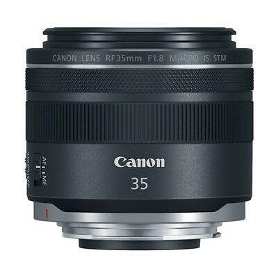 New Canon RF 35mm f1.8 Macro IS STM