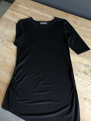blooming marvellous Black Mid Length Maternity Dress Size 8