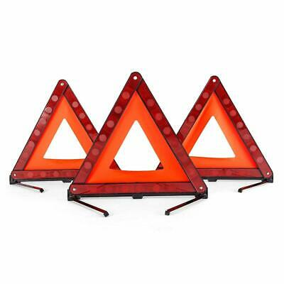 Triangle de signalisation Triangle de sécurité pliable Triangle de du symbole