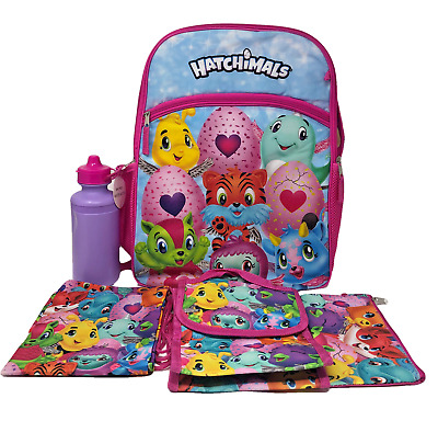 4246ad0e1be1 HATCHIMALS GIRLS BACKPACK and Lunch Box School Set HSKIT100 - $39.99 ...