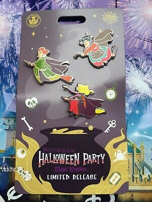 Disney Mickey's Not So Scary Halloween Party 2019 Hocus Pocus LE Pin In Hand