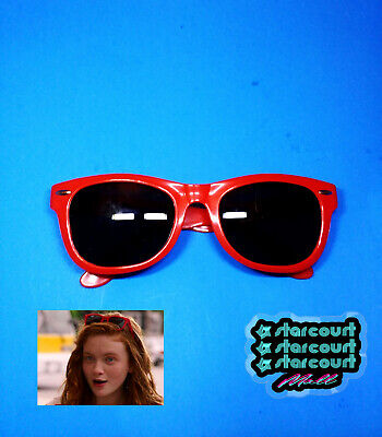 Authentic Stranger Things 3 Sunglasses Props Starcourt The Gap Claire's