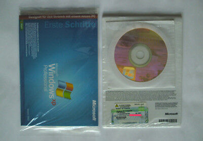 Windows XP Professional incl. SP3 - keine Recovery