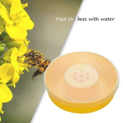 Delaman Bee Feeder Rapid Bee Water Feeder Round Hive Drink Beekeeping Suppl J5T9