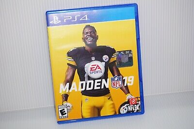 Madden NFL 19 - PlayStation 4 PS4 Free Shipping EA Sports