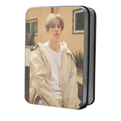 EXO BAEKHYUN 1st solo Album City Light LOMO Card 40pcs Polaroid Photocard in box