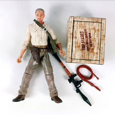 "Indiana Jones Raiders of the Lost Ark 3.75"" hasbro Figure toy w/ accessory"