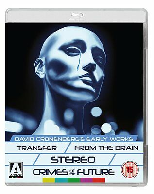 David Cronenberg's Early Works - 2 Blu-Ray - Special Edition - David Cronenberg