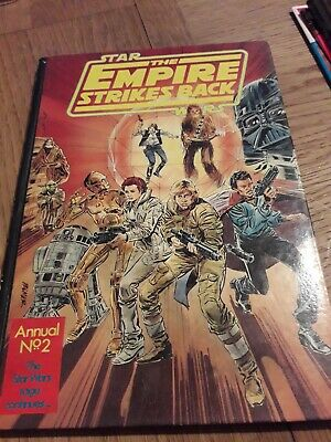 Star Wars The Empire Strikes Back Annual 1981