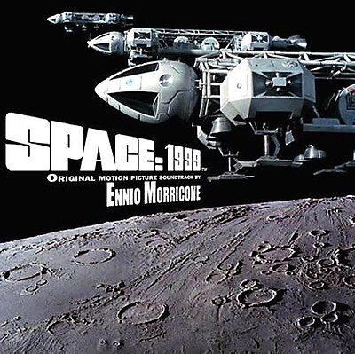 Space 1999 - Expanded TV Score - Limited Edition - Ennio Morricone
