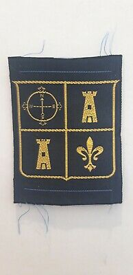 distintivo scout asci in uso 1972