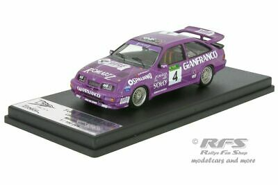 Ford Sierra RS 500 Cosworth  Guia Race Macau 1990  Rodrigues  1:43  Trofeu NEU
