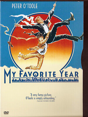 My Favorite Year (1982) US Region 1 DVD Peter O'Toole comedy