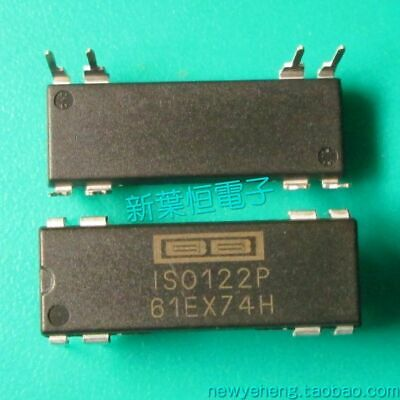 IS0122P IS0122JP DIP8 BB New Original Precision Isolation Amplifier Chip