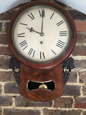 antique wall clocks pre 1900