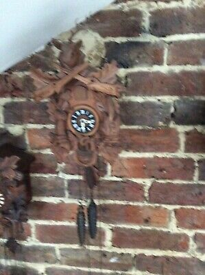 Hunter Cuckoo Clock