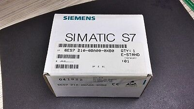 Siemens Simatic S7 210-0BA00-0XB0 CPU 210 85-264 VAC DI 4x24VDC DO 4xRelay