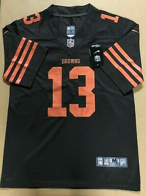 reputable site 37d5e 30203 AUTHENTIC LIMITED ODELL Beckham Jr Cleveland Browns Color ...