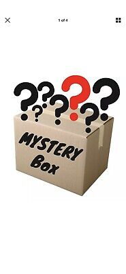Mystery Box NEW Electronics, Accessories, Games, DVDs, Toys, Novelty Gift & more