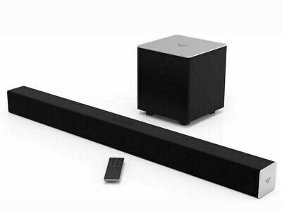 VIZIO SB3821-C6 38 Inch 2.1 Sound Bar Wireless Bluetooth Speaker System